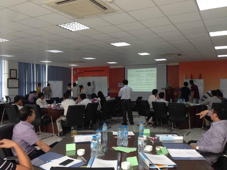 JAPFA COMFEED Việt Nam tiến hành đào tạo cán bộ quản lý