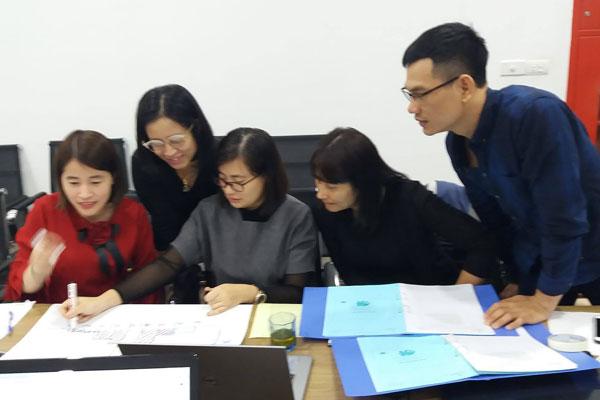 Khai giảng khóa 8 – Chương trình đào tạo Giám đốc chất lượng - Hà Nội